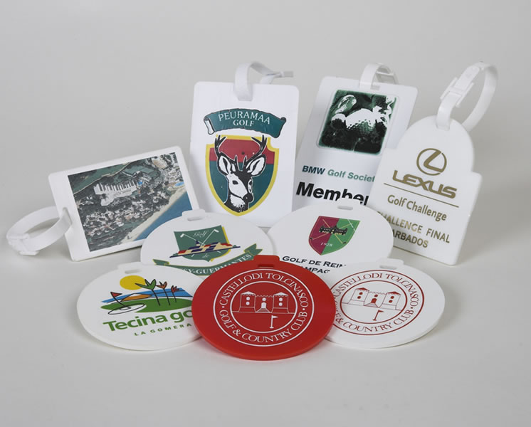 The Boston value range personalised golf bag tags 1fe931368658d