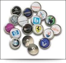 Gem Golf Ball Markers