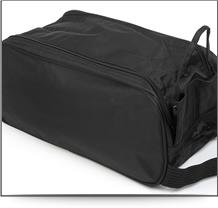 Nylon golf shoe bags